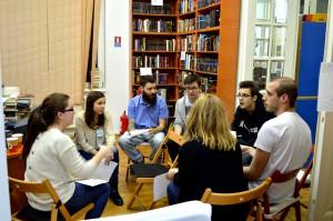 Thomas - group meeting