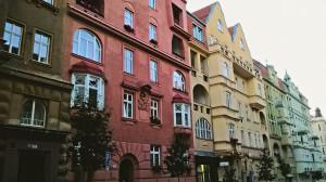 maisons Brno