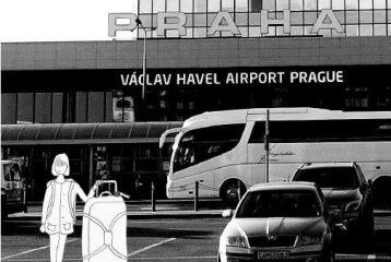 Premiers jours en République Tchèque