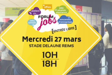 Forum Jobs de Reims