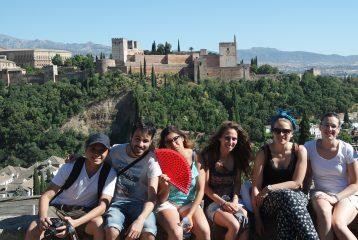Jeunes travailleurs en Espagne