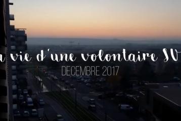 2 secondes par jour - La vie d'une volontaire SVE - Décembre