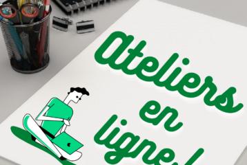 """Atelier en ligne: """"préparer son projet de volontariat européen"""""""