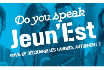 « Do you speak Jeun'Est » la nouvelle plateforme de la Région Grand Est pour [...]
